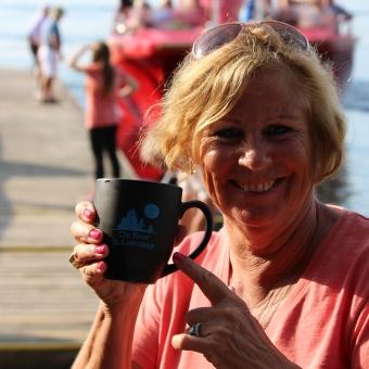 River St. Lawrence Coffee Mug
