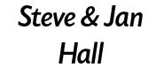 Steve & Jan Hall