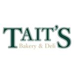 Tait's bakery logo